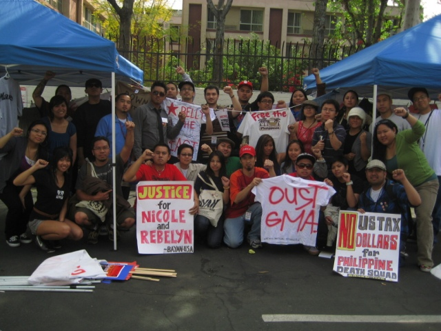 National Filipino Youth Join Forces in LA